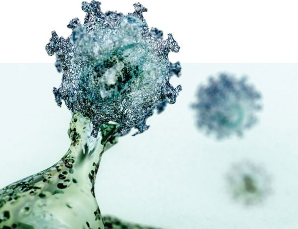 New Microbicides Prevent HIV Infection in Women