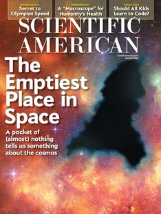 Scientific American Volume 315, Issue 2