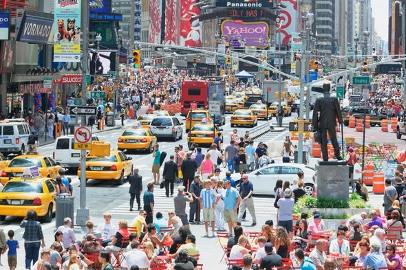Population Density Does Not Doom Cities to Pandemic Dangers