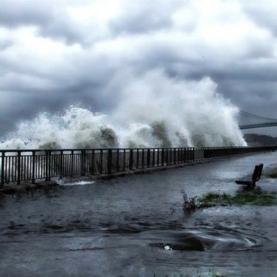 Flickr Posts Tracked Hurricane Sandy's Landfall