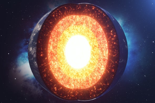 Why is the earth's core so hot? And how do scientists measure its temperature?