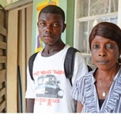 The blood from people who have survived Ebola