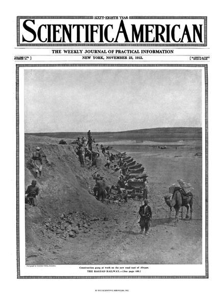 November 23, 1912