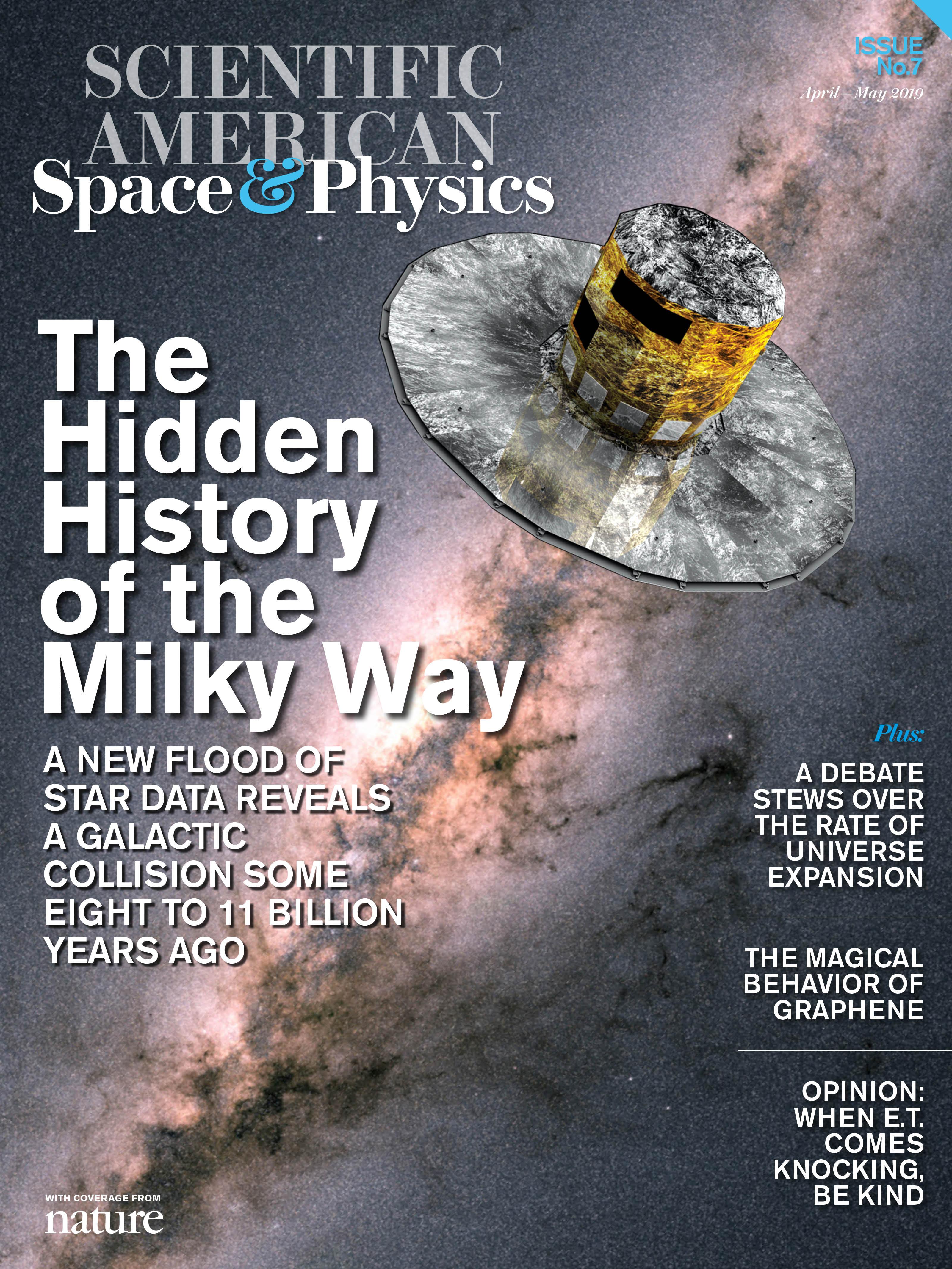 Scientific American Space & Physics, Volume 2, Issue 2