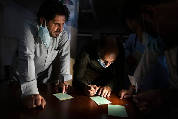 Humanitarians Push to Vaccinate in Conflict Zones