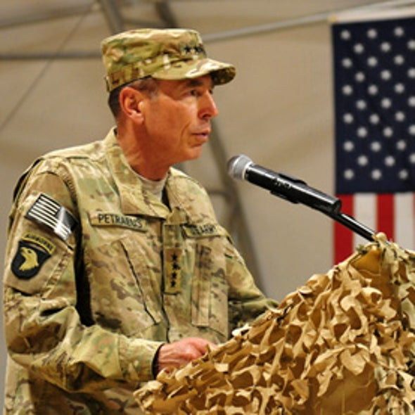 Why Men Like Petraeus Risk It All to Cheat