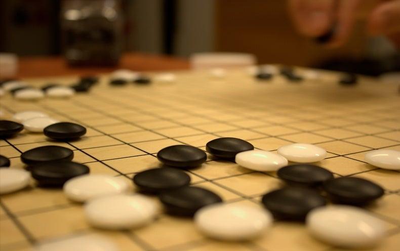 Secret Test of Google AI Bot Stops Top Go Players