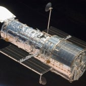HUBBLE SPACE TELESCOPE (1990):