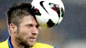'Heading' of Soccer Ball Linked to Brain Damage