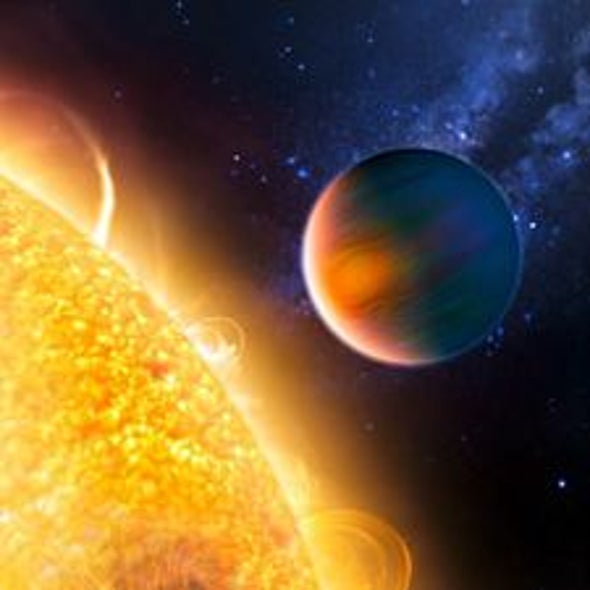 Down to Earth: Technique Lets Ground-Based Telescopes Parse Exoplanet Atmospheres