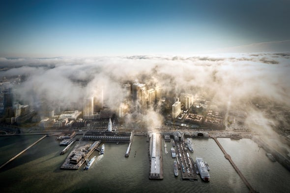 Cities Sue Big Oil for Damages from Rising Seas