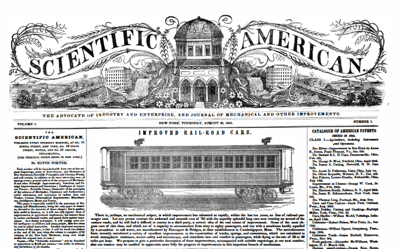 175 Years of Scientific American: The Good, the Bad and the Debunking - Scientific American