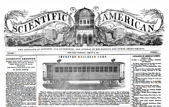 175 Years of Scientific American: The Good, the Bad and the Debunking