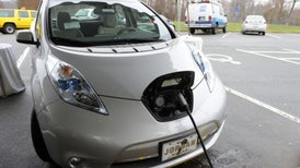 Electric Vehicles Drive to Back Up the Grid