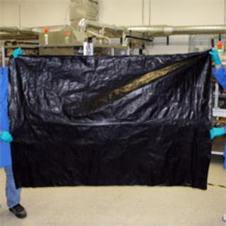 Staying Out of a Jam: Air Force Looks at Nanotube Sheets for Electromagnetic Shielding