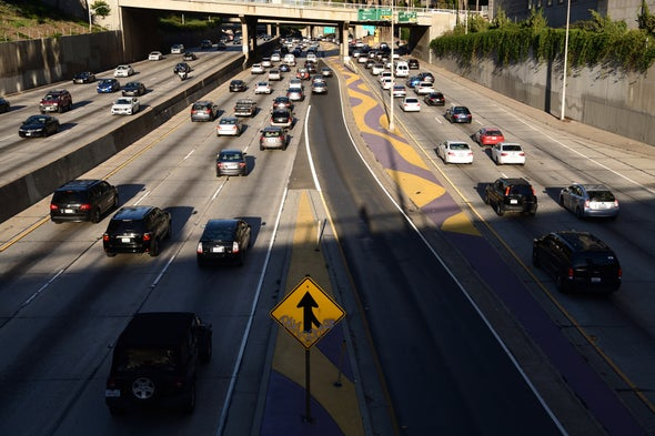 California Threatens to Sue Over Car Emissions Standards